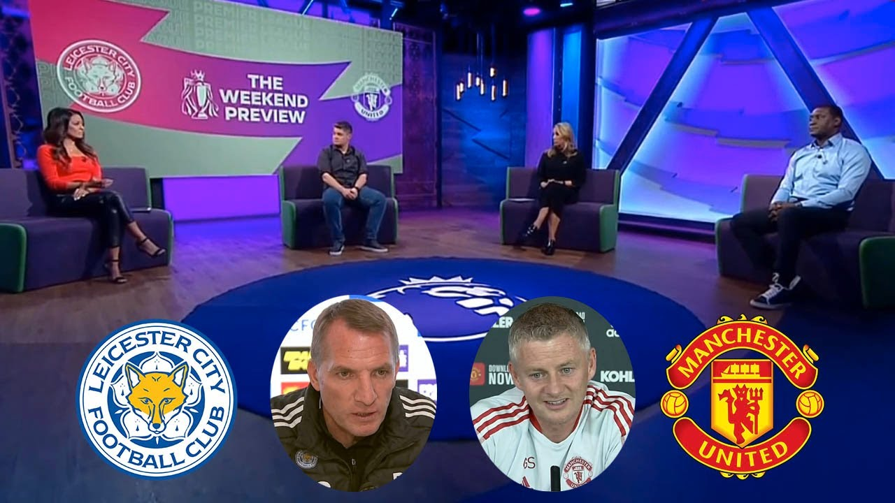 Download Leicester vs Manchester United Preview | Brendan Rodgers And Ole Solskjaer Interview