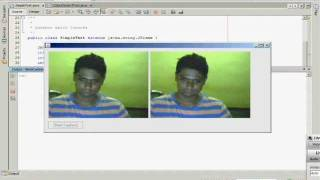 Repeat youtube video Java Web Camera