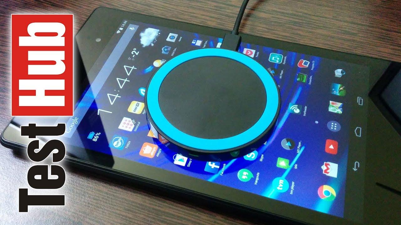 Ładowarka Bezprzewodowa Do Telefonu Tabletu Standard Qi