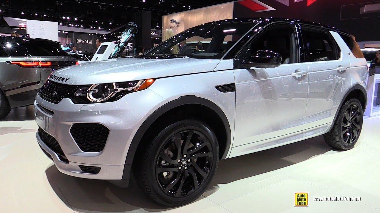 Range Rover 2017 Hse Interior