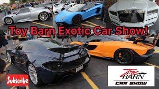 Supercars Leaving Exotic Car Show! (McLaren Senna, McLaren P1, & MORE)