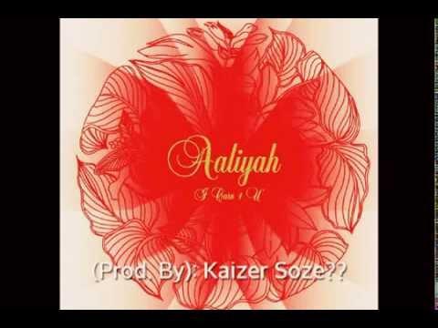 Aaliyah - I Care 4 U (Instrumental)