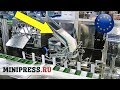 🔥 Line of packing in cardboard boxes. Medical Packing Minipress.ru