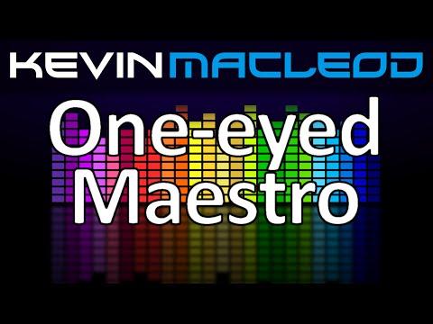 Kevin MacLeod: One-eyed Maestro