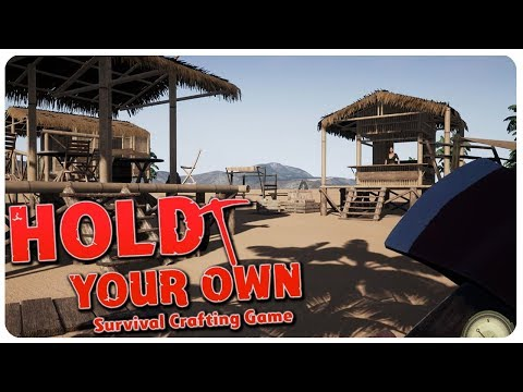 WILDLIFE TROLLING in the GOLD ISLANDS! - Hold Your Own Survival Gameplay