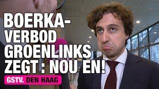 GSTV. Den Haag duwt boerka door Halsema