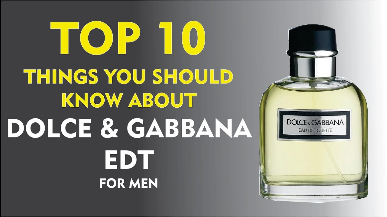 2017 05 dolce gabbana intense perfume review - Top 10 Fragrance Facts Dolce Gabbana Pour Homme 1994