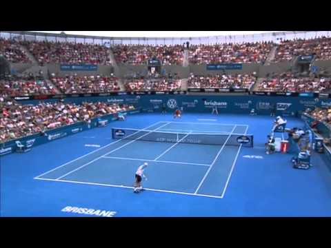 Lleyton Hewitt v Marius Copil - Full Match Men's Singles Quarter Finals: Brisbane International 2014