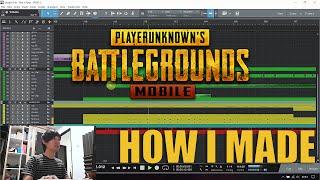 How I made music from PUBG Mobile sounds   Cara bikin musik dari suara PUBG