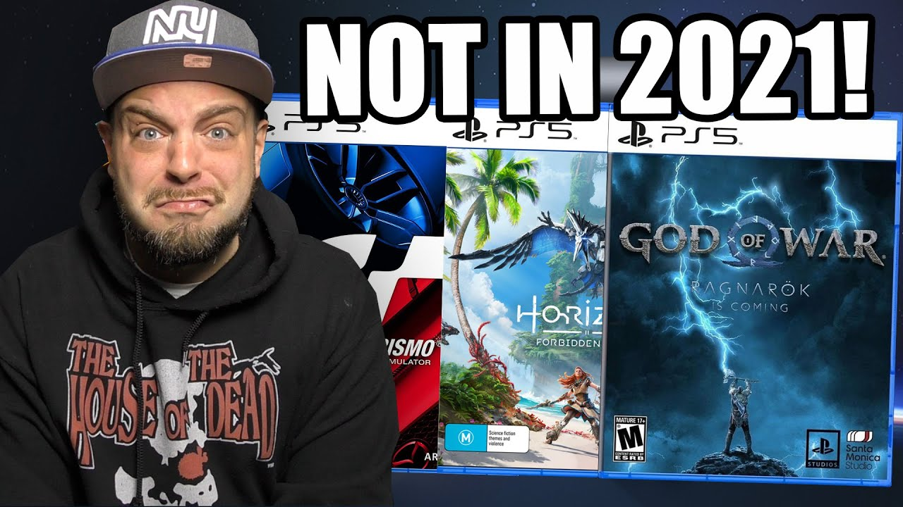 Did Sony LIE About Their 2021 PS5 Games Lineup?