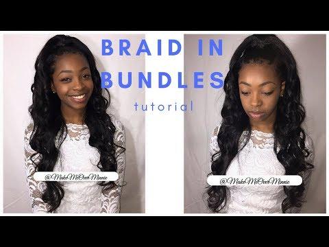 Braid In Bundles Tutorial ft LuvMeHair