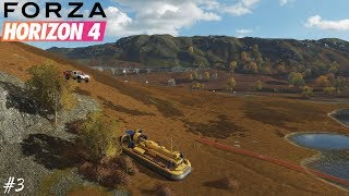 TAKING ON A HOVERFERRY!! | Forza Horizon 4 Part 3