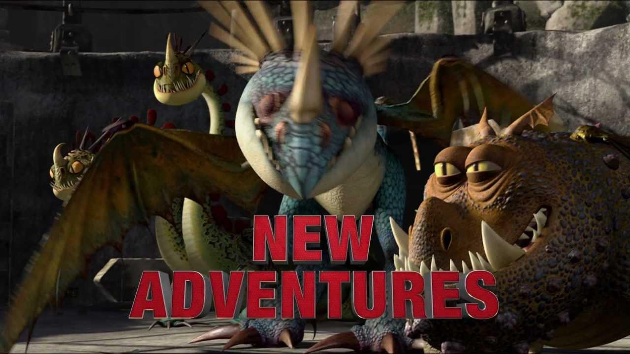 Dragons Tv Programm