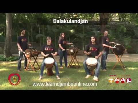 Balakulandjan rhythm snippet