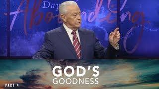 God's Goodness, Part 4