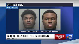 Another Teen Arrested In Fort Myers Apartment Complex Shooting Death