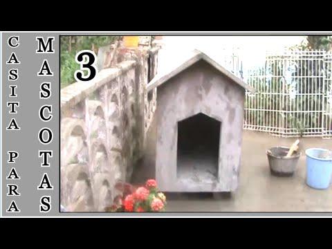Como hacer una caseta para perros 3 parte youtube - Como hacer una caseta de obra ...
