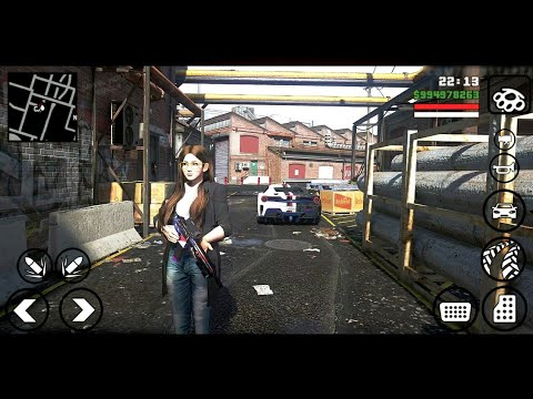GTA SA Android HD Graphics Mod | GTA SA Retexture Modpack~Android [Direct_x]