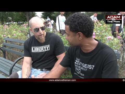 Adam Kokesh interviewed by Key Soto of Zeitgeist Movement NYC