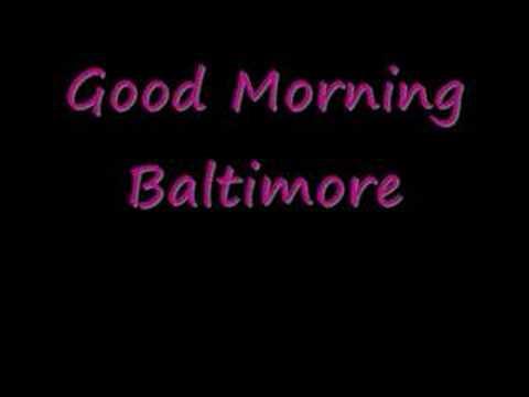 HAIRSPRAY - Good Morning Baltimore ( Lyrics )