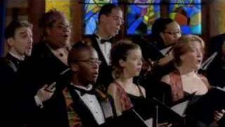 The Nathaniel Dett Chorale - Is a Light Shining in the Heavens
