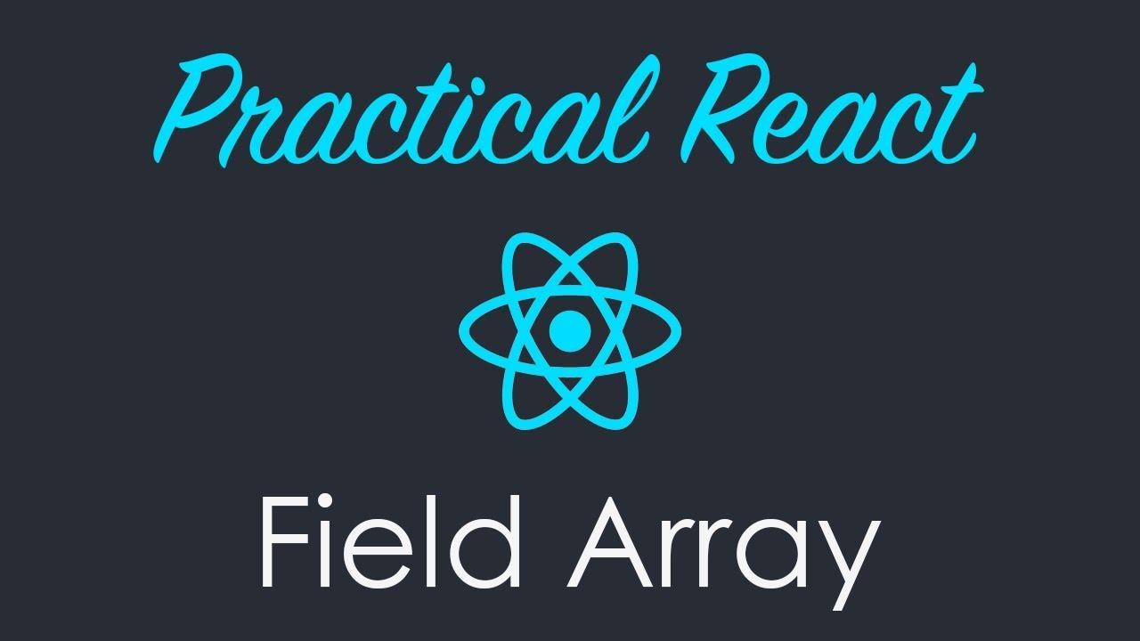 React Formik Field Array
