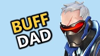Soldier 76 BUFF, Hanzo Hitbox NERF (Overwatch) PTR Update - August 2016