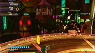 Sonic Unleashed: EggmanLand No-Death S-Rank [1/3] (Xbox 360)