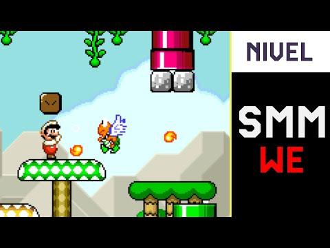 Marrito World By HyperSSJ | Super Mario Maker World Engine (SMMWE) | Matimat 36
