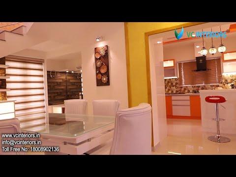 Best Interior Designer and Decorators in Kerala and Bangalore - V C Interiors
