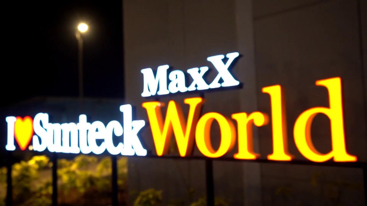 Success of Sunteck MaxXWorld!