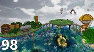 Wyspa Farmowa Ukończona! Jest EPICKA!- SnapCraft III - [98] (Minecraft 1.14 Survival)