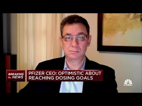 Pfizer negotiating with U.S. to provide additional 100 million Covid-19 vaccine doses: CEO
