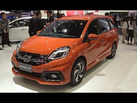 2016 Honda Mobilio - YouTube
