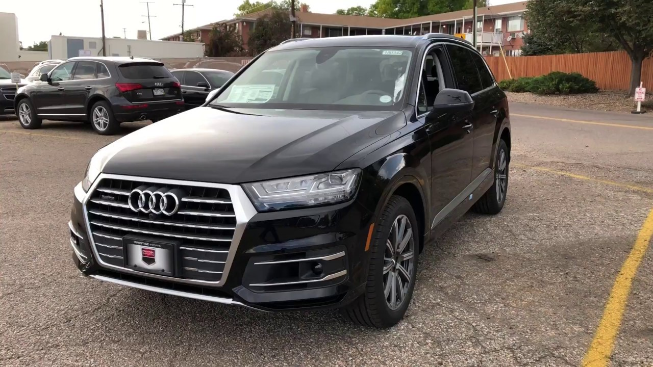 2019 audi q7 3 0 tdi premium gedonas. Black Bedroom Furniture Sets. Home Design Ideas