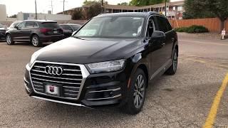 2018 Audi Q7 3.0T Premium Plus Quattro: Quick Review