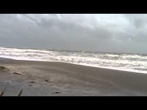 Topical Storm Debbie 2012 Longboat Key, FL