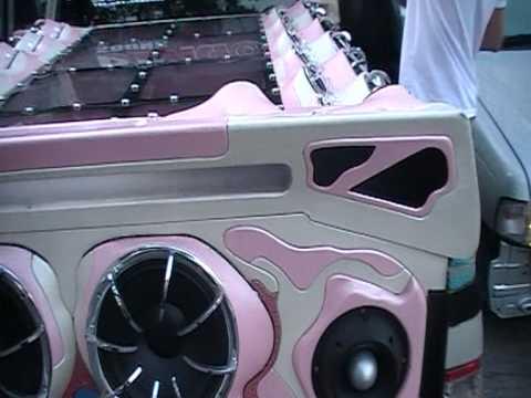 เครื่องเสียงรถยนต์ซันซาวด์ชลบุรี