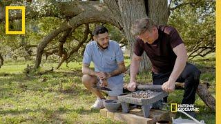 Gordon Ramsay Makes Masa | Gordon Ramsay: Uncharted