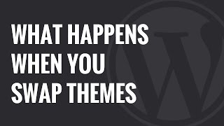 What Happens When You Switch Your WordPress Theme