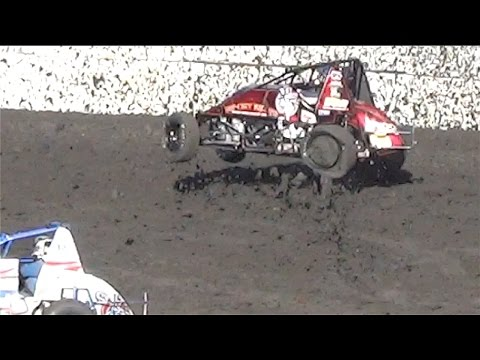 Spec Sprint  HEAT TWO  6-11-16  Petaluma Speedway  - Stornetta
