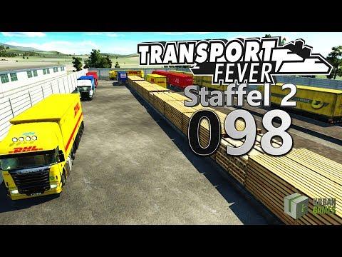Endlich Stahl 🚆 ► [S2 098] ► Let's Play Transport Fever German