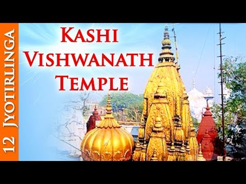 12 Jyotirlinga Darshan | Kashi Vishwanath Temple - Varanasi, UP | Divine India