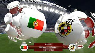 Portugal gegen Spanien - EM 2016 Qualifikation in Frankreich - Let´s Play Fifa 14 - POR #20