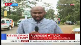 How will the Riverside attack affect businesses? Business owners unable to access their businesses