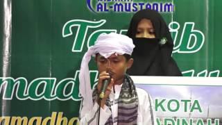 DRAMA ADZAN TERHIR BILAL BIN ROBAH BIKIN NANGIS TERHARU