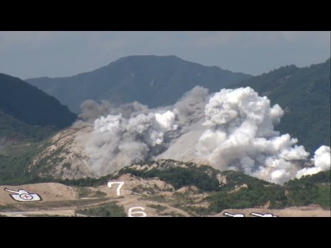 US Armed Force In Action! Massive Joint Military Exercises With South Korea (HD)