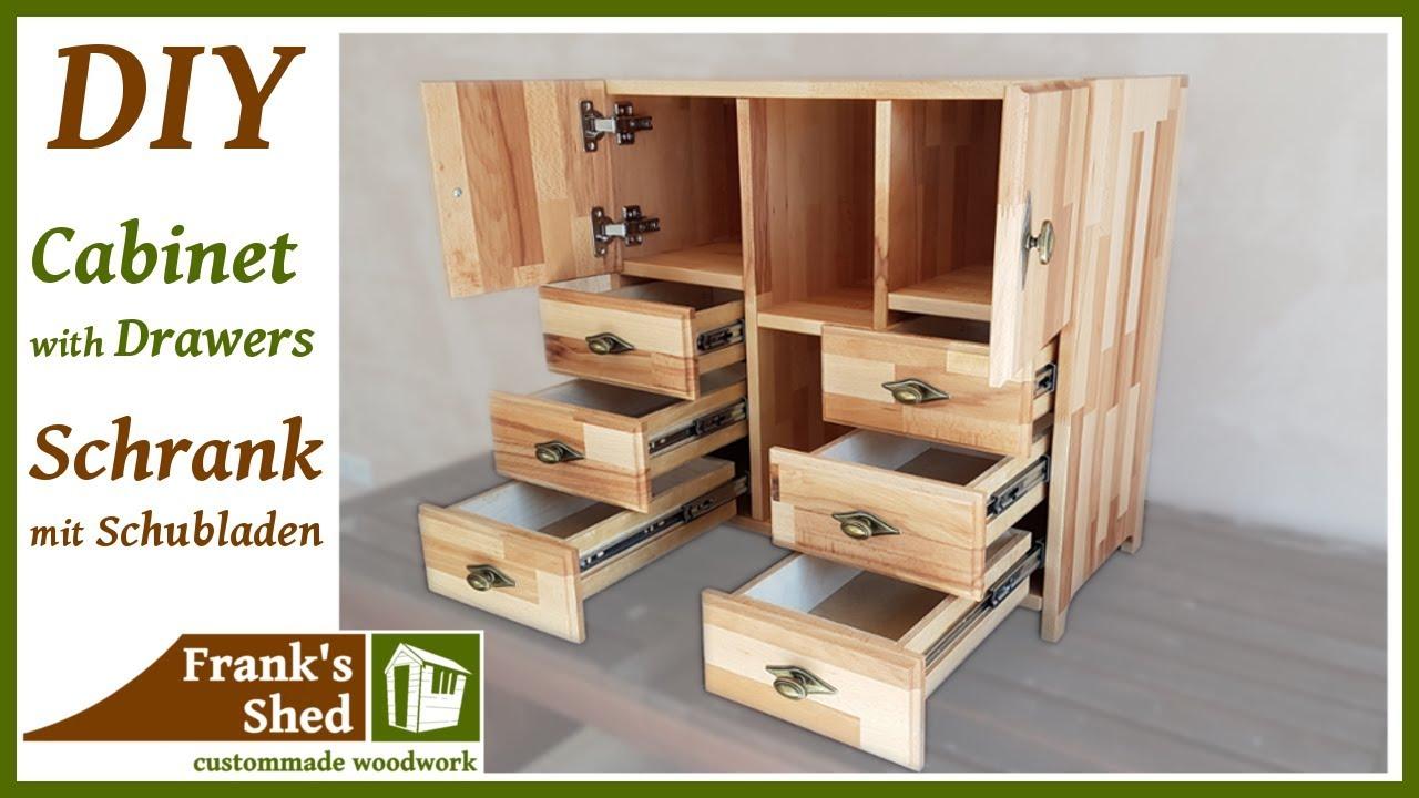 Entzuckend Schränke Selber Bauen Holz
