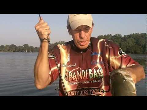 LATE SUMMER PLASTICS BASS FISHING TIPS BY THE BASS COLLEGE