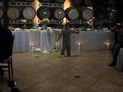 Niko Deleon - Francis & Dana Wedding - Introduction